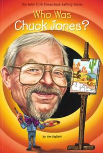 Who Was Chuck Jones? (Paperback)