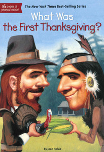 What Was the First Thanksgiving? (Paperback)
