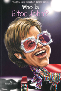 Who Is Elton John? (Paperback)
