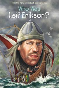 Who Was Leif Erikson? (Paperback)