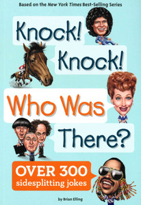 Knock! Knock! Who Was There? (Paperback)