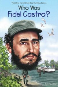 Who Was Fidel Castro? (Paperback)
