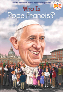 Who Is Pope Francis? (Paperback)