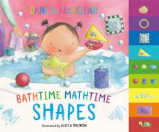 Bathtime Mathtime Shapes (Board Book)