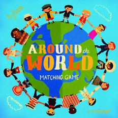 Around the World Matching Game