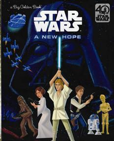 Star Wars: A New Hope (Big Hardcover)