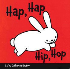 Hip, Hop (Haitian Creole/English) (Board Book)