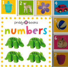 Numbers: Mini Tab Book 1 to 7 (Board Book)