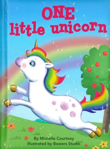One Little Unicorn (Padded Board Book)