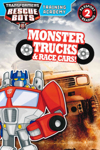 Transformers Rescue Bots: Training Academy Monster Level 2 (Paperback)