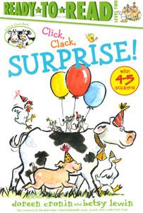 Click, Clack, Surprise! Level 2 (Paperback)