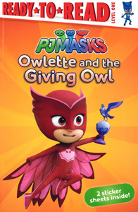 Owlette and the Giving Owl Level 1 (Paperback)
