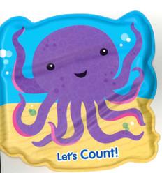Let's Count: Animal Friends (Bath Book)