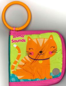 Animal Sounds: Animal Friends (Stroller Cloth Book)