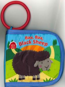 Baa, Baa, Black Sheep (Stroller Cloth Book)