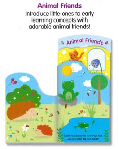 Animal Friends (Board Book)