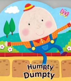 Humpty Dumpty (Baby Board Book)