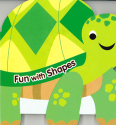 Fun with Shapes: Animal Friends (Board Book)