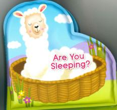 Are You Sleeping (Bath Book)