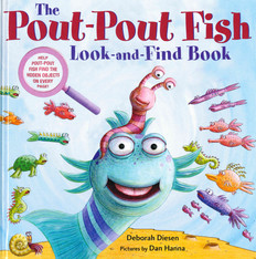 The Pout-Pout Fish Look-and-Find (Hardcover)