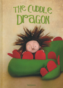 The Cuddle Dragon (Hardcover)