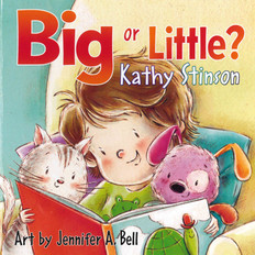 Big or Little (Board Book)