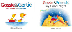 Gossie & Friends Set of 2 (Board Book)