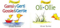 Gossie & Friends Bilingual Set of 2 (Board Book)