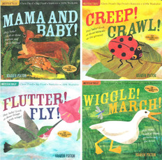 Explore Animals and Nature! Indestructible Set of 4