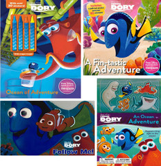 Ocean Adventures (BSB)- 20 Books
