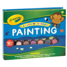 Color Workshop Painting By Crayola