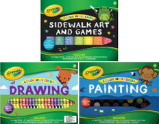 Color Workshop By Crayola Set of 3