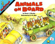 Animals On Board (Adding): MathStart Level 2