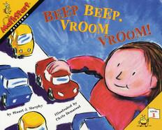 Beep Beep, Vroom Vroom (Patterns): MathStart Level 1