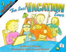 The Best Vacation Ever (Collecting Data): MathStart Level 2