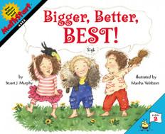 Bigger, Better, Best (Area): MathStart Level 2