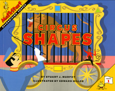 Circus Shapes (Recognizing Shapes): MathStart Level 1