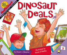 Dinosaur Deals (Equivalent Values): MathStart Level 3