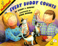 Every Buddy Counts (Counting):  Mathstart Level 1 (Paperback)