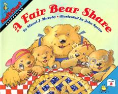 A Fair Bear Share (Regrouping) MathStart Level 2