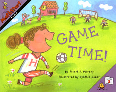 Game Time! (Time):  Mathstart Level 3 (Paperback)