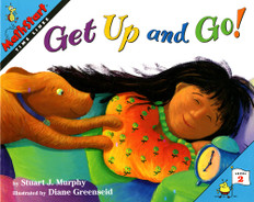 Get Up and Go! (Time Lines) Mathstart Level 2 (Paperback)