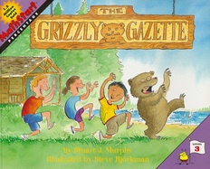 The Grizzly Gazette (Percentages):  MathStart Level 3 (Paperback)