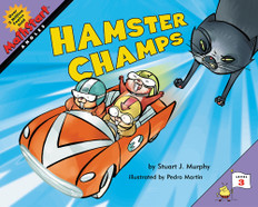 Hamster Champs (Angles): Mathstart Level 3 (Paperback)