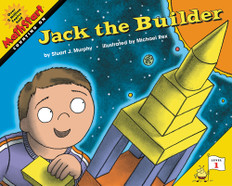 Jack the Builder (Counting On): Mathstart Level 1 (Paperback)
