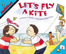 Let's Fly A Kite (Symmetry):  MathStart Level 2 (Paperback)