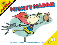 Mighty Maddie: Mathstart Level 1 Comparing Weights (Paperback)