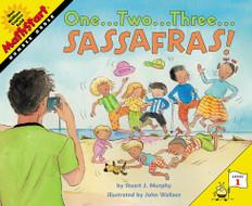 One...Two...Three...Sassafras! (Number Order): MathStart Level 1 (Paperback)