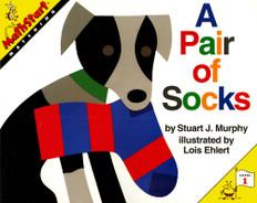 A Pair Of Socks (Matching): MathStart Level 1 (Paperback)