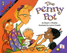 The Penny Pot (Counting Coins): MathStart Level 3 (Paperback)
